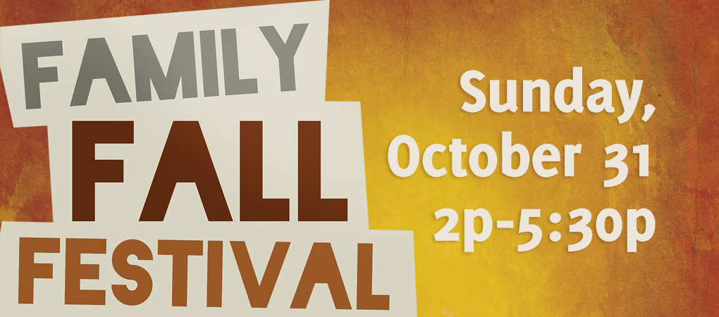 New Life Church Events Family Fall Festival